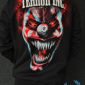 Pitbull West Coast Sweater 'Terror Clown'