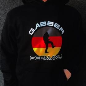 Hardcore Hooded Sweater 'Gabber Germany'