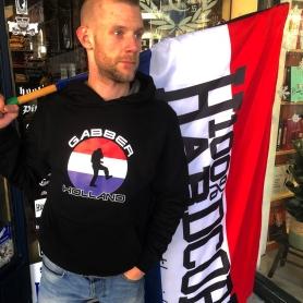 Hardcore Hooded Sweater 'Gabber Holland'