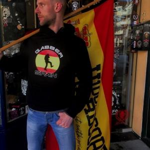 Hardcore Hooded Sweater 'Gabber Spain'
