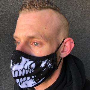 Extreme Hobby Mondmasker 'Skull 1.2'