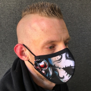 Extreme Hobby Mondmasker 'Santa Muerte 1.2'