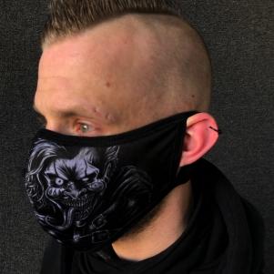 Extreme Hobby Mondmasker 'Psycho Clown 2.0'