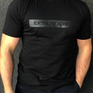 Extreme Hobby T-shirt 'Bar Black'