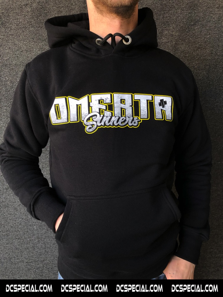 Extreme Hobby Hooded Sweater 'Omerta - Sinners'