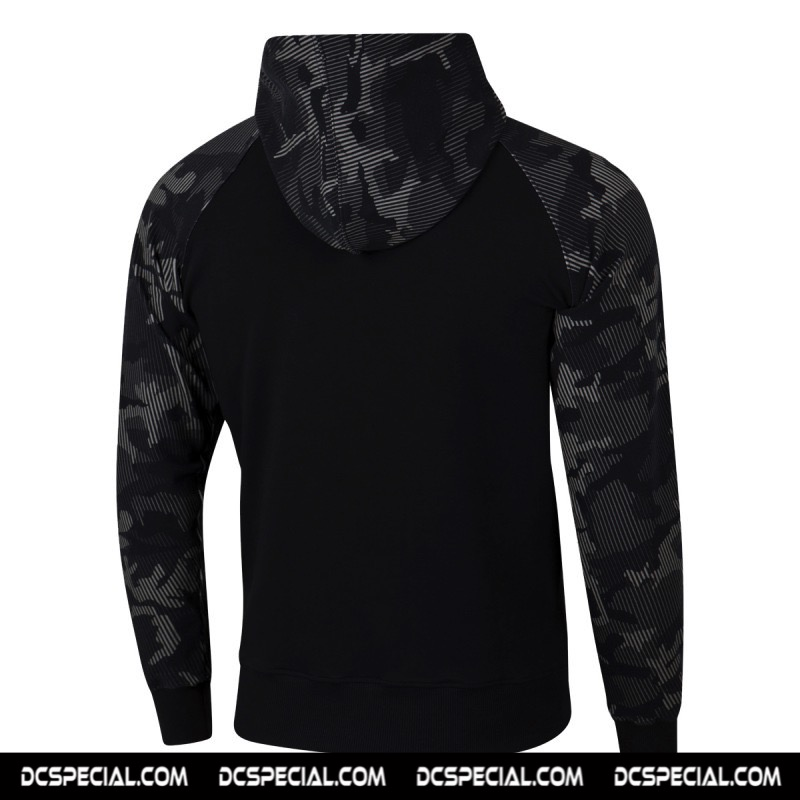 Extreme Hobby Hooded Sweater 'Camo Black'