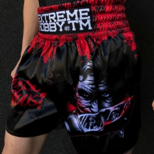 Extreme Hobby Muay Thai Short 'Why So Serious'