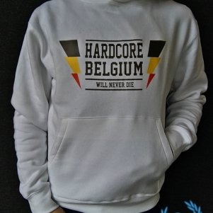Hakken Hooded Sweater 'Thunder Belgium'