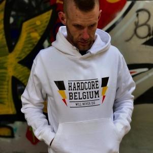 Hakken Hooded Sweater 'Thunder Belgium'