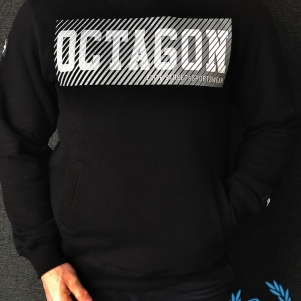 Octagon Hooded Sweater 'New Lines'