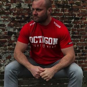 Octagon T-shirt 'Fight Wear'