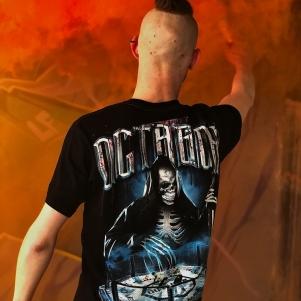 Octagon T-shirt 'No Mercy, Fight Or die'