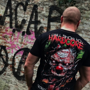 Octagon T-shirt 'I Will Show You Hardcore'