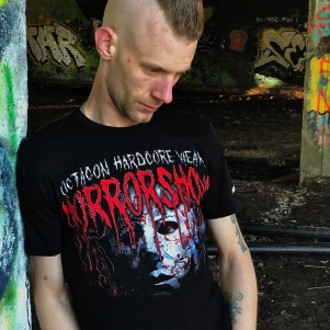 Octagon T-shirt 'Horrorshow'