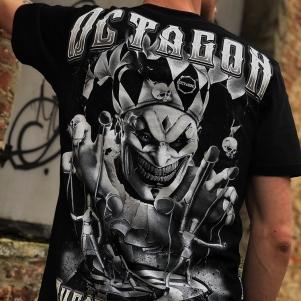 Octagon T-shirt 'Theatre Of Terror'