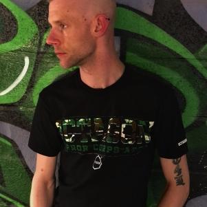 Octagon T-shirt 'Terror Corps'