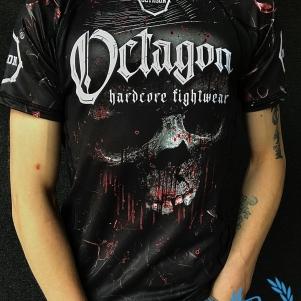 Octagon Rashquard T-shirt 'Memento Mori'