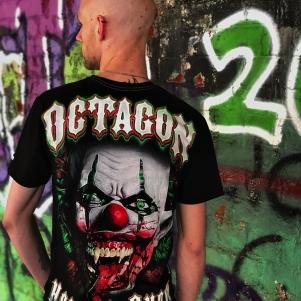Octagon T-shirt 'Horror Show II'