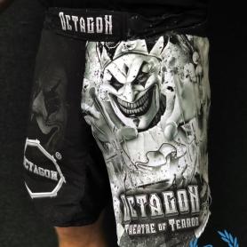 Octagon MMA Short 'Theatre Of Terror'