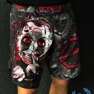 Octagon MMA Short 'Be Quiet'