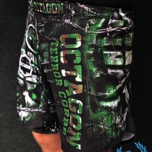 Octagon MMA Short 'Terror Corps'