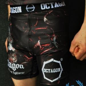 Octagon Wrestling Short 'Memento Mori'