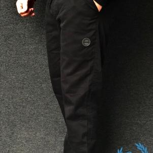 Octagon Trainingsbroek 'Regular Black'