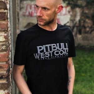 Pitbull West Coast T-shirt 'Pit Bull Coin'