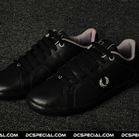 Fred Perry Schoes 'Crossfire Leather'