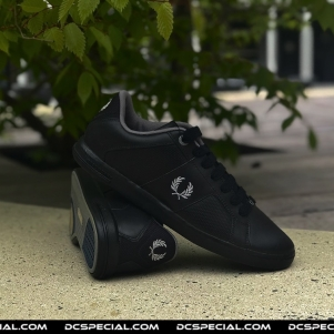 Fred Perry Schoenen 'Crossfire Leather'