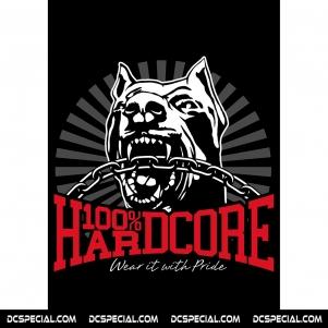 100% Hardcore Poster 'Dog-1'