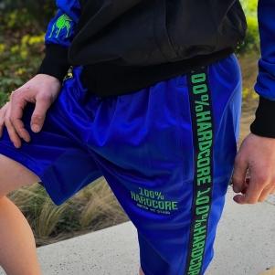 100% Hardcore Short 'United Sport Blue'