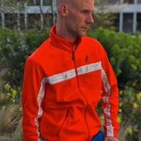 Australian Training Jacket 'Lava'
