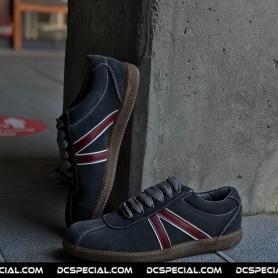 Underground Originals Sneakers 'USO Leather Grey'