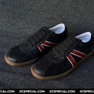 Underground Originals Sneakers 'USO Leather Black'