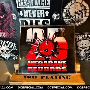 Megarave CD '25 Years Megarave Records - Part 2 (The Digital Hardcore Age)'
