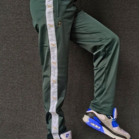 Australian Trainingsbroek 'Woods Green / White'
