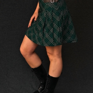 Fred Perry Rok 'Squared Green'