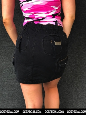 DC's Special Skirt 'DC's Special Pink / Black'