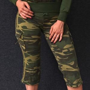 Army Clothing Dames Joggingbroek 'Army Green Camo'