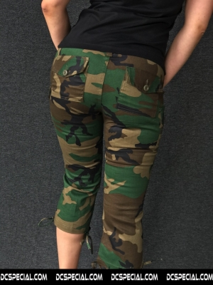 Army Clothing Women's Military Pants 'Woodland 2.0'