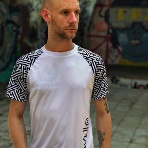 Cavello Voetbal Shirt 'Maze'