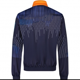 Acetate Duo Print Training Jacket 'Limited Edition Nr. 1'