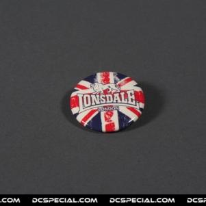 Lonsdale Button 'Union Jack'