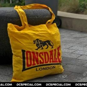 Lonsdale Zak 'Lonsdale Yellow'