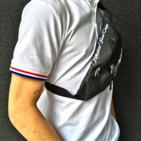Rotterdam Terror Corps Hip Bag 'Wings Logo'
