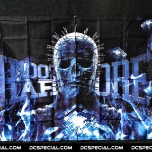 100% Hardcore Vlag 'Box Of Hell'