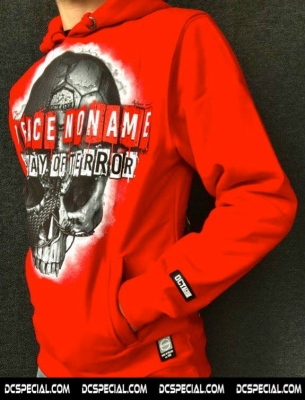 Octagon Hooded Sweater 'The Way Of Terror'