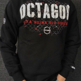 Octagon Sweater 'Live Your Passion'