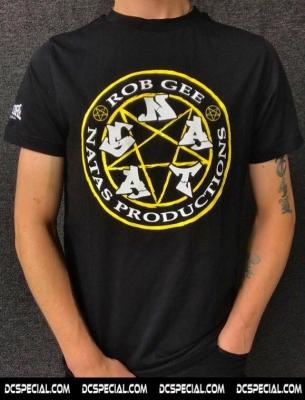 Rob Gee T-shirt 'NATAS Productions'